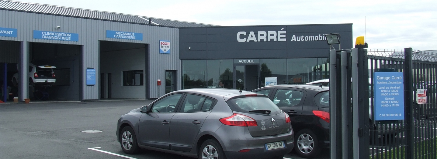Carre automobiles