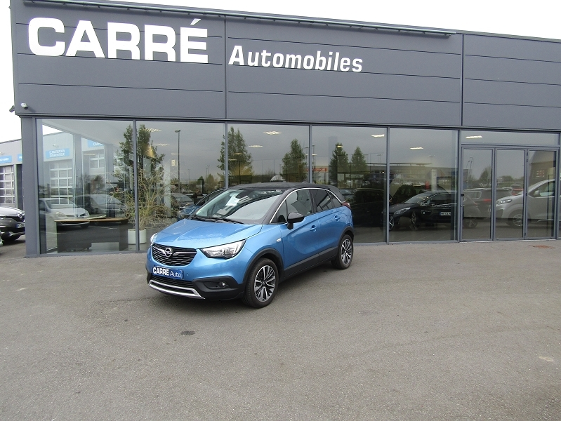 Opel CROSSLAND X 1.2 TURBO 130CH INNOVATION / CROSSLAND X I / PH1 Essence BLEU Occasion à vendre