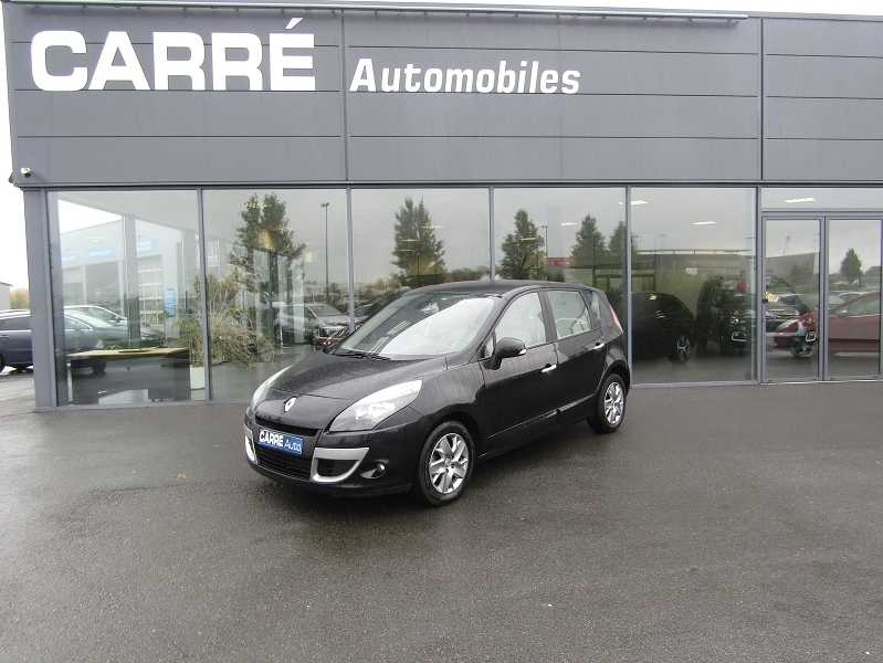 Renault SCENIC 1.5 DCI 110CH FAP EXPRESSION / SCENIC III (J95) / PH1 NG Diesel NOIR Occasion à vendre