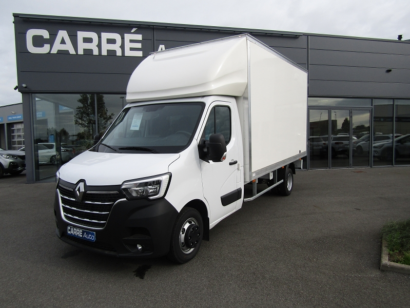 Renault MASTER III CCB R3500RJ L4 2.3 DCI 165CH ENERGY GRAND CONFORT EUROVI Diesel BLANC Occasion à vendre